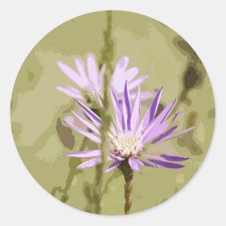 Flor de hoje adesivo