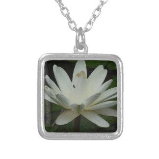 Flor de Lotus Colar Personalizado