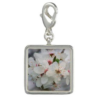 Flor de Sakura da cereja Pingente
