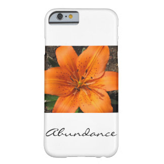 Flor do primavera capa barely there para iPhone 6