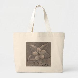 Flor do primeiro de Maio desenho Bolsa Para Compras