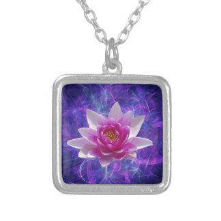 Flor e significado de lótus cor-de-rosa bijuteria