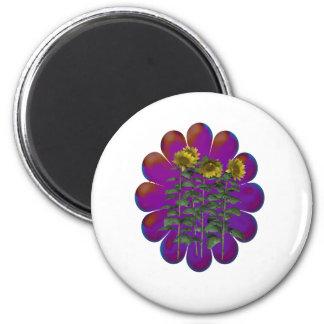 Flor em botão imas