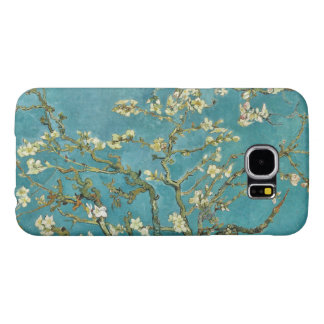 Flor GalleryHD da amêndoa de Vincent van Gogh Capa Para Samsung Galaxy S6