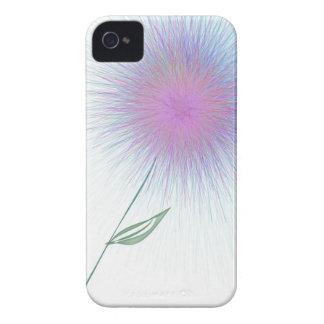 Flor lunática do divertimento capa para iPhone