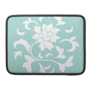 Flor oriental - Limpet Shell Capa Para MacBook