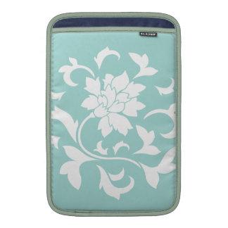 Flor oriental - Limpet Shell Capas Para MacBook Air