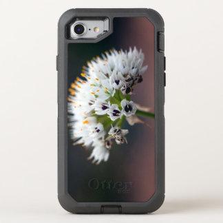Flor selvagem capa para iPhone 7 OtterBox defender