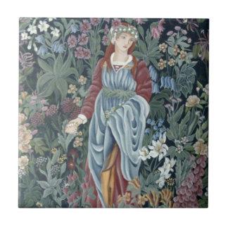 Flora de William Morris