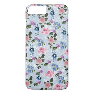 floral capa iPhone 7 plus