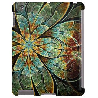 Floral Capa Para iPad