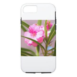 Floral cor-de-rosa capa iPhone 7