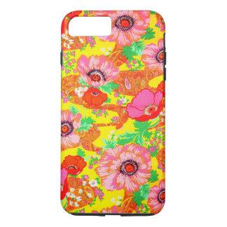 Floral louco capa iPhone 7 plus