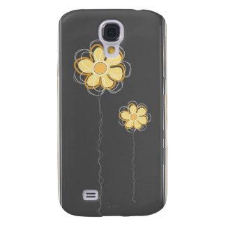Floral na moda galaxy s4 cases