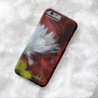 Floral: Personalizado: Caso Capa Barely There Para iPhone 6