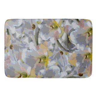 Floral Tapete De Banheiro