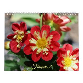 Flores 2, calendário