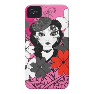 Flores bonitas para uma senhora bonito capinha iPhone 4