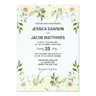 Flores brancas que wedding o convite