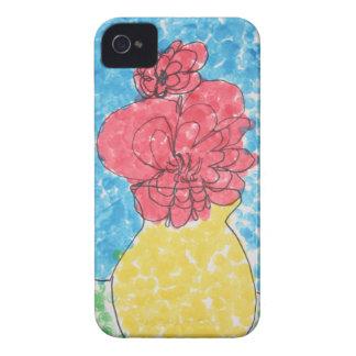 Flores - capa de iphone 4