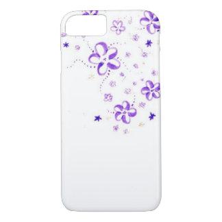 Flores Capa iPhone 7