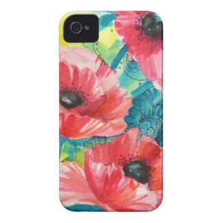 Flores Capinhas iPhone 4
