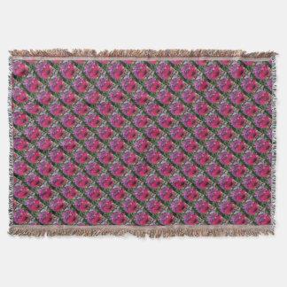 Flores coloridas afegãs lençol