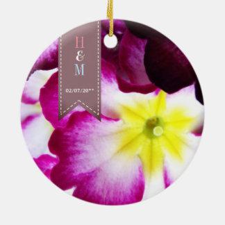 Flores coloridas que Wedding o ornamento