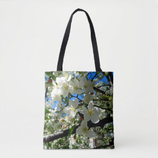 Flores da flor que florescem as bolsas florais das
