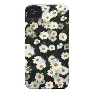 Flores da margarida capinha iPhone 4
