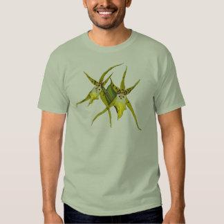 Flores da orquídea tshirt