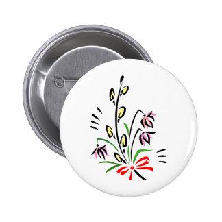 Flores da páscoa botons