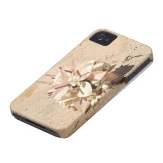 Flores da praia de Havaí Capa Para iPhone 4 Case-Mate