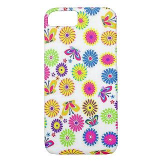 Flores das capas de iphone