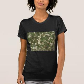 Flores diminutas do deserto t-shirts