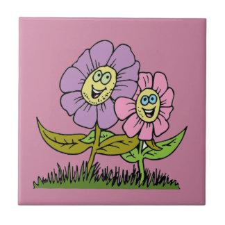 Flores do smiley