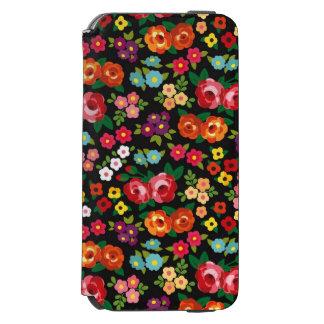 Flores florais das senhoras - à moda e coloridas