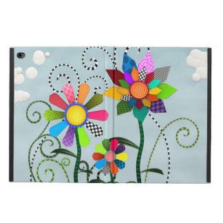 Flores lunáticas capa para iPad air 2