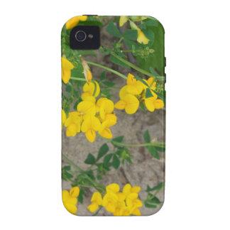 Flores na praia mf capas para iPhone 4/4S