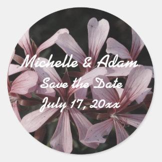 Flores que Wedding a etiqueta