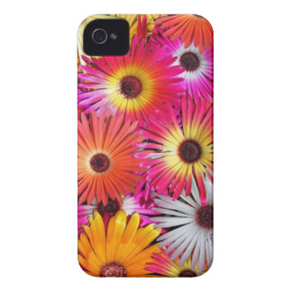 flores selvagens capas para iPhone 4 Case-Mate