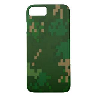 Floresta Camo Capa iPhone 7