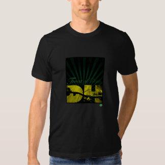 Floresta de DTV do T do decano AO Tshirts