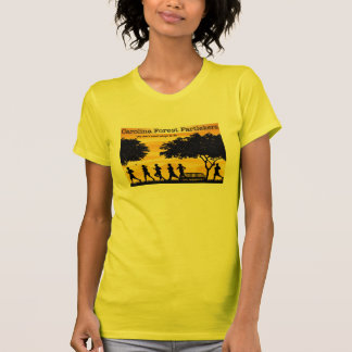 Floresta Fartlekers - Julia de Carolina Camiseta