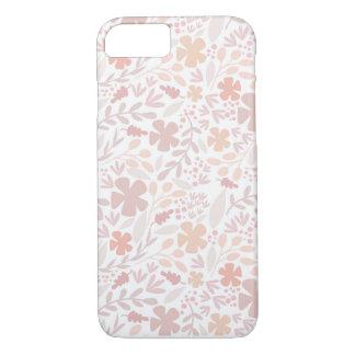 Floresta floral capa iPhone 7