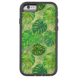 Floresta húmida capa tough xtreme para iPhone 6