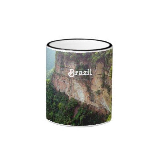 Floresta húmida de Brasil Canecas