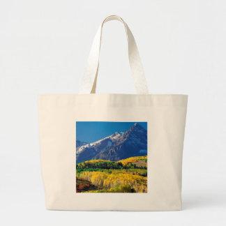 Floresta nacional de Sneffels da montanha Bolsa Para Compras