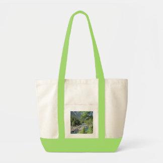Floresta nacional excitante bolsa de lona