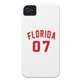 Florida 07 designs do aniversário capa para iPhone